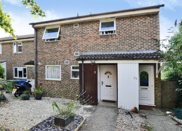 Thumbnail 1 bedroom maisonette to rent in Humber Way, College Town, Sandhurst