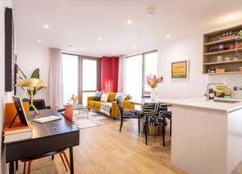 Thumbnail 2 bed flat for sale in Apartment 69, Gabriel Court, New Village Avenue, London