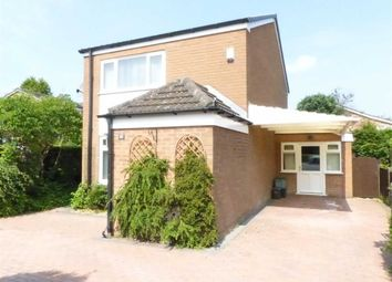 Thumbnail 3 bed detached house for sale in Leigh Way, Weaverham, Northwich, Cheshire