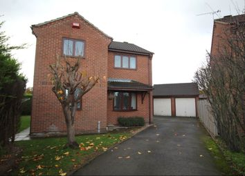 Thumbnail 3 bed detached house to rent in Highgrove Court, Doncaster