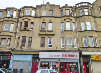 Thumbnail 2 bed flat for sale in Well Street, Paisley