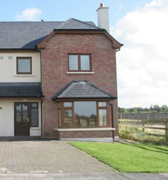 Thumbnail 3 bed semi-detached house for sale in 51 De Lacey Abbey, Rathvilly, Carlow