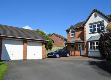 Thumbnail 4 bed detached house for sale in Cottesbrooke Gardens, East Hunsbury, Northampton