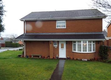 Thumbnail 4 bed detached house for sale in Andrew Close, Stoke Golding, Nuneaton, Warwickshire