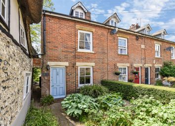 Thumbnail 2 bed cottage for sale in St. Mary Bourne, Andover