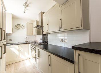Thumbnail 2 bed end terrace house to rent in Croft Avenue, Charlton Kings, Cheltenham
