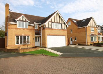 4 bed detached house for sale in Florida Close, Great Sankey, Warrington WA5