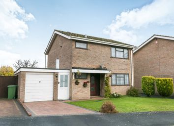 Thumbnail 3 bed detached house for sale in Foxglove Close, Basingstoke