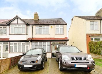Thumbnail 3 bedroom end terrace house for sale in Tennison Road, London