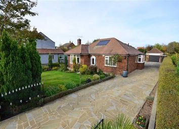 Thumbnail 2 bed detached bungalow for sale in The Crescent, Sand Lane, Selby