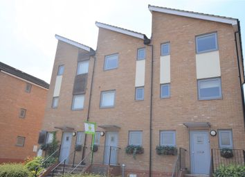 Thumbnail 3 bed town house to rent in Hawkins Road, Colchester