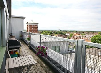 Thumbnail 2 bed flat for sale in Bellvue Court, Staines Road