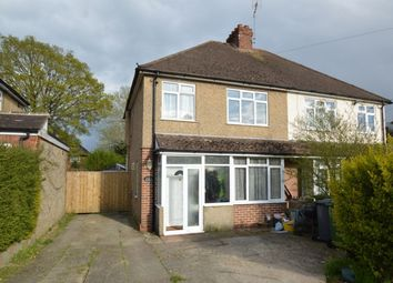 Thumbnail 3 bed semi-detached house for sale in School Close, Downley, High Wycombe