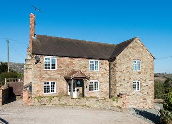 Thumbnail 4 bed farmhouse for sale in Nash, Ludlow