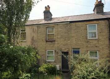 Thumbnail 2 bed terraced house for sale in Railway Street, Cherry Hinton, Cambridge