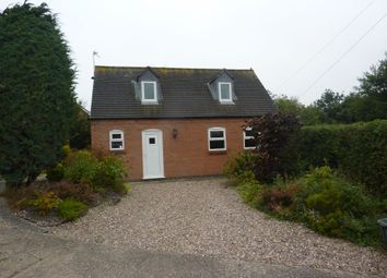 Thumbnail 1 bed detached house to rent in Brook Street, Hartshorne, Swadlincote