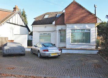 3 bed bungalow for sale in Mytchett Road, Mytchett, Surrey GU16