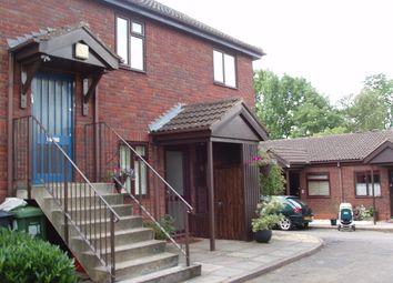 Thumbnail 2 bedroom flat to rent in Walnut Drive, Leamington Spa
