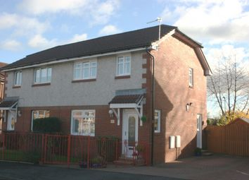 Thumbnail 3 bed semi-detached house for sale in Loch Brora Crescent, Coatbridge