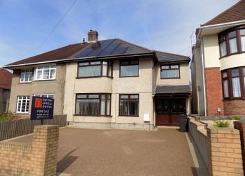 Thumbnail 5 bedroom semi-detached house for sale in Westernmoor Road, Neath, Neath Port Talbot.