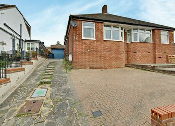Thumbnail 2 bed bungalow to rent in Hamilton Road, Cockfosters