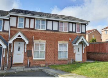 Thumbnail 2 bed terraced house for sale in Redewood Close, Slatyford, Newcastle Upon Tyne