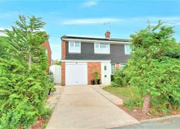 Thumbnail 3 bed semi-detached house for sale in Grosvenor Avenue, Hartford, Northwich