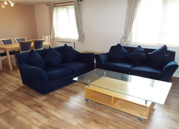 Thumbnail 3 bed flat to rent in Aprilia House, Ffordd Garthorne, Cardiff