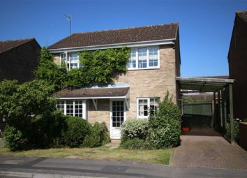 Thumbnail 3 bedroom detached house for sale in Castle Dore, Freshbrook, Swindon