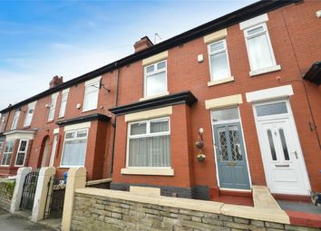 3 bed terraced house for sale in Norwood Road, Great Moor, Stockport, Cheshire SK2