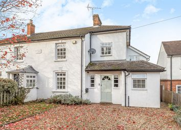 Thumbnail 4 bed semi-detached house for sale in School Lane, Lower Bourne, Farnham, Surrey