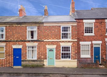 Thumbnail 2 bed terraced house for sale in Commerce Street, Melbourne, Derby