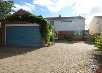 Thumbnail 4 bed detached house for sale in Longford Close, Wigston, Leicestershire