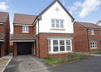 Thumbnail 3 bed detached house for sale in Lostock Boulevard, Farington Moss