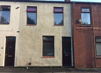 Thumbnail 3 bed terraced house to rent in Back Shakerley Road, Tyldesley, Manchester