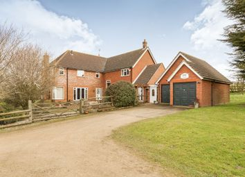 Thumbnail 5 bed detached house for sale in Slapton Road, Little Billington, Leighton Buzzard