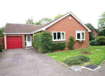 Thumbnail 3 bedroom bungalow for sale in Shanklin Gardens, South Knighton, Leicester