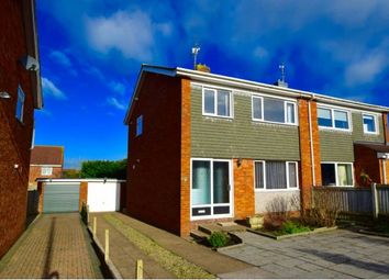 Thumbnail 3 bed semi-detached house for sale in Melbourne Drive, Chipping Sodbury, Bristol