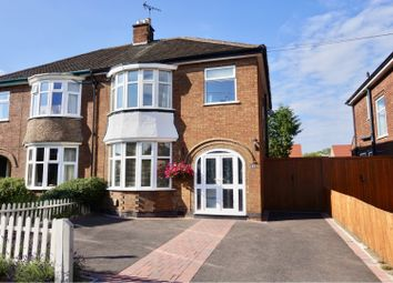Thumbnail 3 bed semi-detached house for sale in Colgrove Road, Loughborough