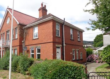 Thumbnail 3 bed end terrace house for sale in Lowlands Road, Pontnewydd, Cwmbran