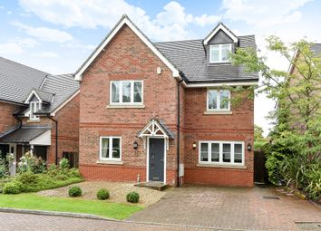 Thumbnail 4 bed detached house to rent in Summer Court, Sindlesham, Wokingham