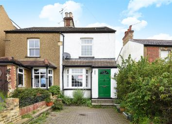 Thumbnail 3 bed semi-detached house for sale in New Road, Croxley Green, Rickmansworth