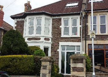 Thumbnail 4 bedroom shared accommodation to rent in Overnhill Road, Downend, Bristol