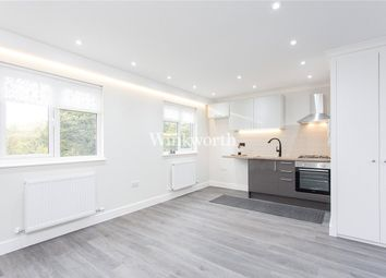 Thumbnail 1 bed flat for sale in Great North Way, London