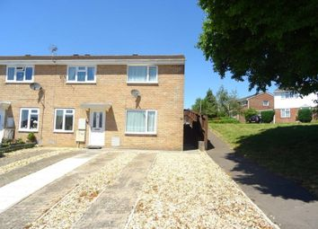 Thumbnail 2 bedroom end terrace house for sale in The Chase, Brackla, Bridgend