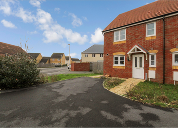 Thumbnail 3 bed end terrace house for sale in Ffordd Y Meillion, Penllergaer, Swansea
