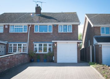 Thumbnail 4 bed semi-detached house for sale in Norton Hill, Austrey, Atherstone
