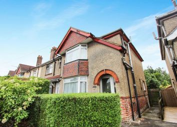 Thumbnail 3 bedroom end terrace house for sale in Burgess Road, Southampton