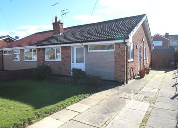 Thumbnail 2 bed bungalow for sale in Ravenfield Road, Armthorpe, Doncaster