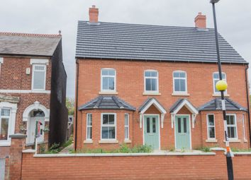 Thumbnail 3 bed semi-detached house for sale in Wellingborough Road, Irthlingborough, Wellingborough